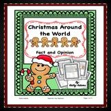 Fact and Opinion Christmas Around the World