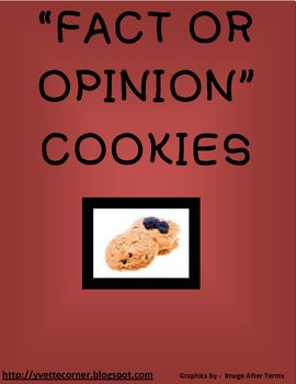 Fact and Opinion Cookies