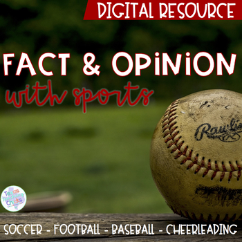 Fact and Opinion Digital Resource