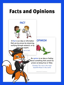 Fact and Opinion - English Version