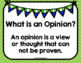 Fact and Opinion Football