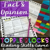 Fact and Opinion Game