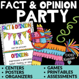 Fact and Opinion KIT ~ Reading Comprehension ~ RTI ~ Strategy ~ Game ~ Centers