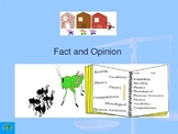 Fact and Opinion Interactive Lesson