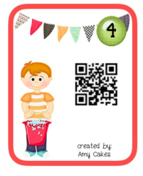 Fact and Opinion QR Code Scoot