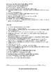 Fact and Opinion Review Worksheet #2 and Detailed Answer Key