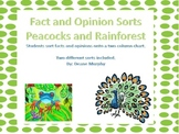 Fact and Opinion Sorts