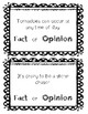 Fact and Opinion - Storm Chasers - Tornadoes