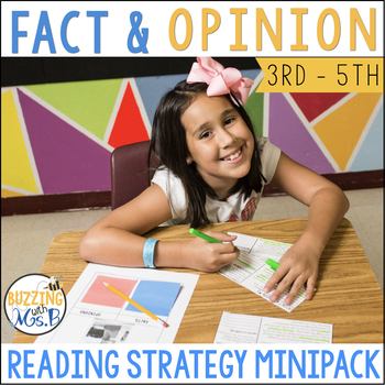 Fact and Opinion Strategy MiniPack
