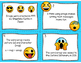 Fact and Opinion Task Cards and more - Emoji Style