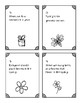 Fact and Opinion Task Cards for Spring