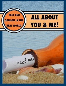 Fact and Opinion in the Real World - All About You and Me