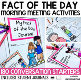 Morning Meeting Activities Fact Of The Day