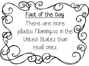 Fact of the Day
