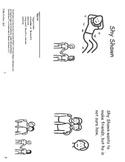Shy Shawn- mini book