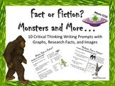 Fact or Fiction: Monsters and More On-Demand Writing Prompts
