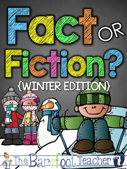 Seasons - Winter Fact or Fiction