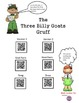 Fact or Fiction with The Three Billy Goats Gruff using QR Codes
