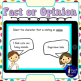 Fact or Opinion? BOOM Cards