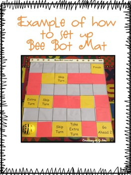 Fact or Opinion Scoot or Bee Bot Game