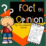 Fact or Opinion Bundle