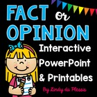 Fact or Opinion PowerPoint and Printables