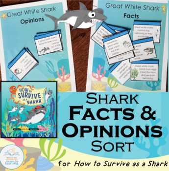 Fact or Opinion Sort -- Sharks
