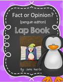 Fact or Opinion? {penguin edition} Lap Book