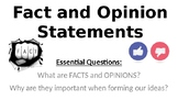 Fact vs Opinion Powerpoint