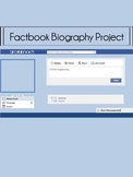 """Factbook"" Biography Research Project- Common Core Aligned and Fun!!"