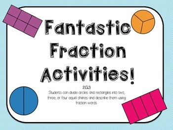 Faction Activity Pack - Common Core Aligned!