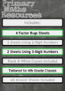 Factor Bugs for 4th Grade Classes - No Prep Required!