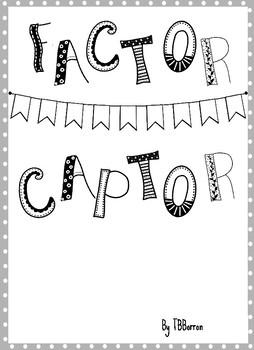 Factor Captor Game