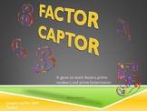 Factor Captor