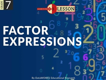 Factor Expressions
