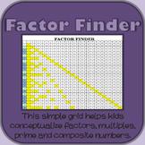 Factor Finder