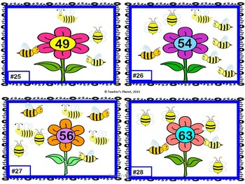 Factor Games - Factor Flowers Game and Task Cards 4.OA.B.4