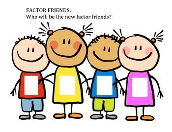 Factor Friends Bulletin Board