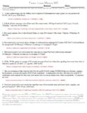 Factor-Label Method Worksheet (Package of 2)
