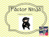 Factor Ninja Sort