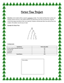 Factor Tree Tree Project