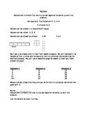 Factor Worksheet Bundle
