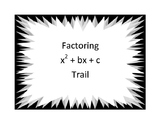 Factor x^2 + bx + c Trail