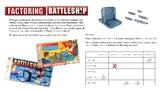 Factoring Battleship