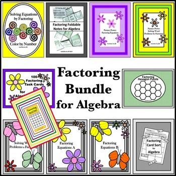 Factoring Bundle for Algebra