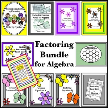 Factoring Bundle for Algebra