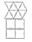Factoring Difference of Two Squares Topaz Puzzle