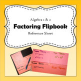 Factoring Flipbook