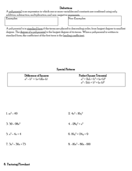Factoring Folded Notes