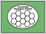 Factoring Hexagon Puzzle